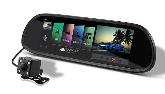 TF卡给行车记录仪提供数据支持