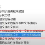 有效解决U盘文件变成exe格式的方法