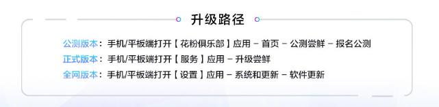 华为准备给37款机型升级到最新的EMUI11.0和Magic UI 4.0系统