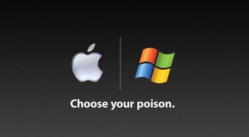 电脑系统选择