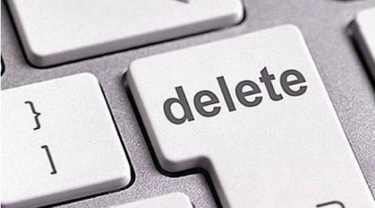误格式化或删除文件