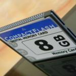 CF卡在电脑上删除的图片怎样恢复