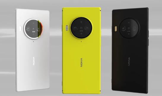 诺基亚手机HMD